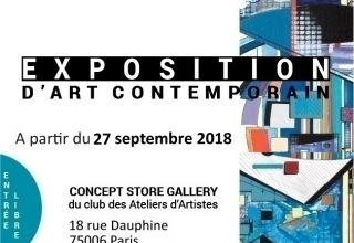 Exposition Concept Store Gallery